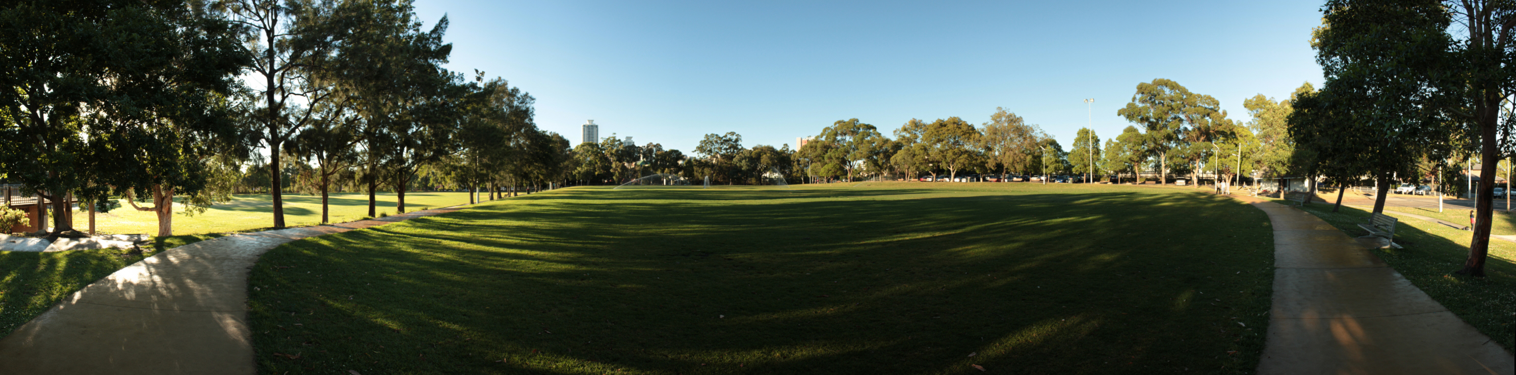 Crows Nest Naremburn Oval